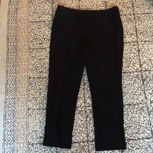 Ann Taylor LOFT Black work pants